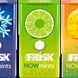 FRISK NOWmintsシリーズの3種セット プレゼント